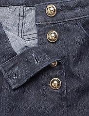 Michael Kors - CROPD KICK SAILOR JEAN - uitlopende jeans - indigo - 3