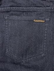 Michael Kors - CROPD KICK SAILOR JEAN - uitlopende jeans - indigo - 4