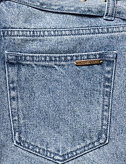 Michael Kors - PLEATED BELTED DNM SHORT - korte jeansbroeken - vtg cs wsh - 5
