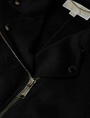 Michael Kors - DOUBLE FACE MOTO - wool jackets - black - 3