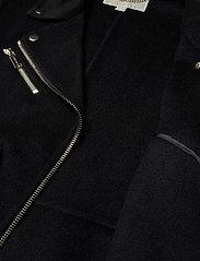 Michael Kors - DOUBLE FACE MOTO - wool jackets - black - 5