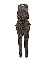 Michael Kors - Leo Sl Belt Jumpsuit