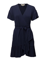 MINI WRAP DR FLTR SL - TRUE NAVY