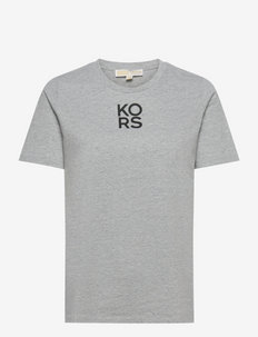 MKGO KORS CLASSIC T - t-shirts - pearl hther
