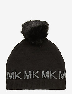 MK BEANIE - BLACK