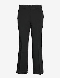 CROP KICK PANT - BLACK