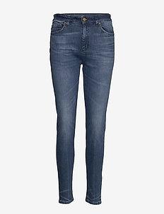 DNM SELMA SKINNY - skinny jeans - vintage wash