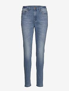 DNM SELMA SKINNY - skinny jeans - lightindigo