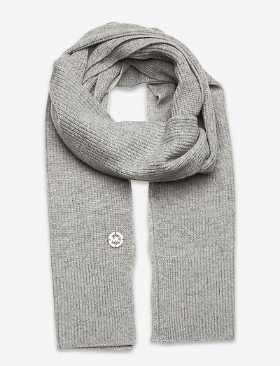 CASHMERE SCARF - wintersjalen - pearl hther