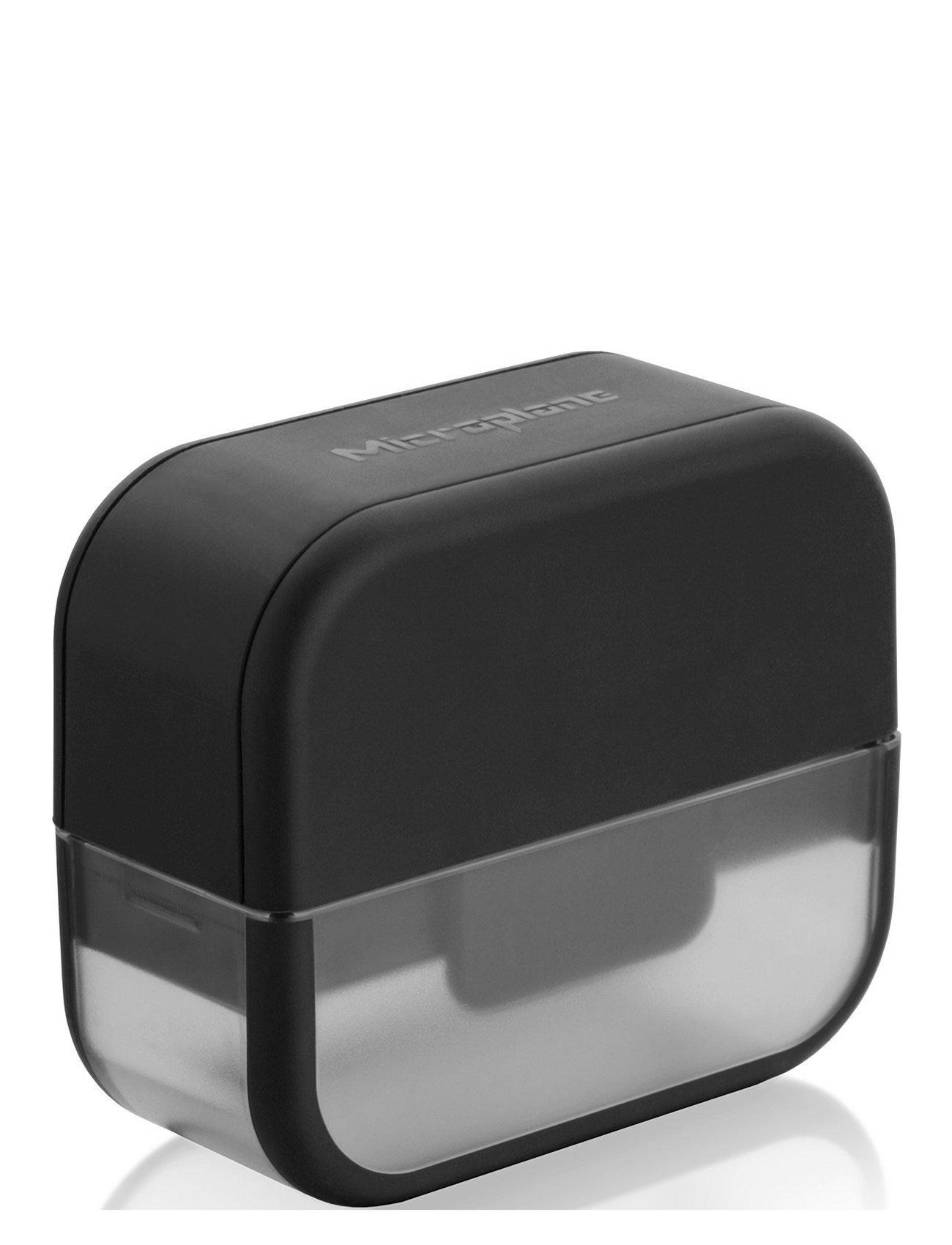 HvidløGsriver Home Kitchen Kitchen Utentils Graters Sort Microplane