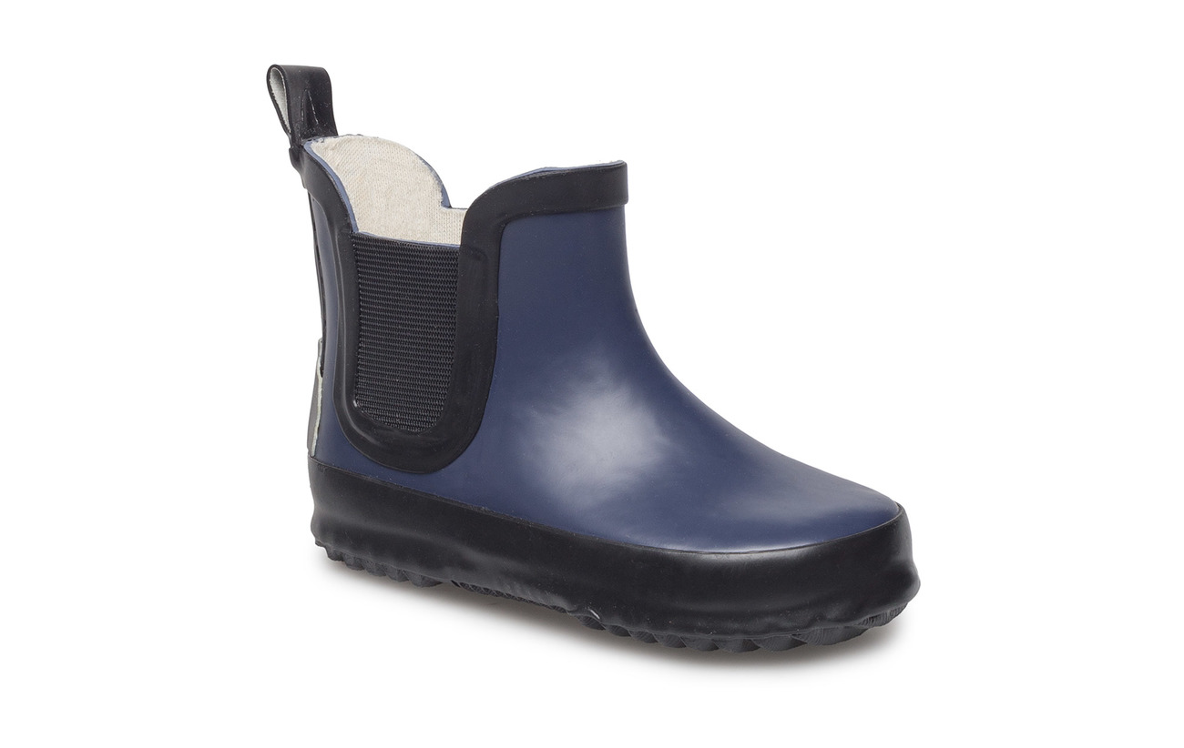 Mikk-Line Short wellies - 286 DARK MARINE