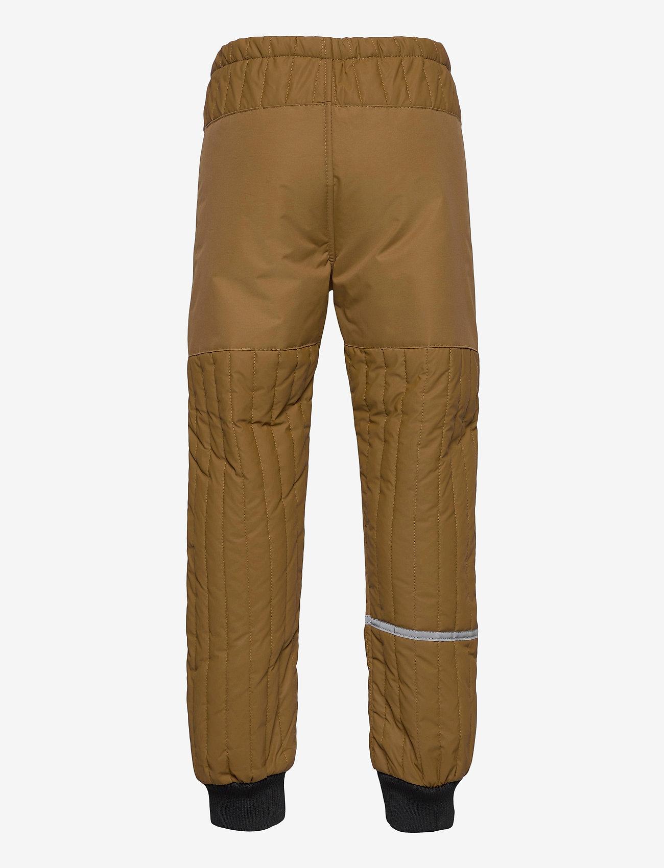 Mikk-Line - Duvet Boys Pants - underdele - rubber - 1