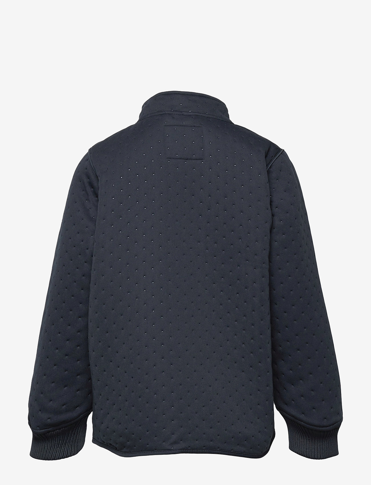 Mikk-Line - Soft Thermo Recycled Boy Jacket - termojakke - blue nights - 1