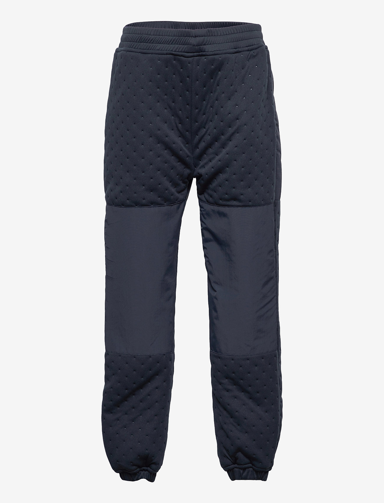 Mikk-Line - Soft Thermo Recycled Uni Pants - underdele - blue nights - 0