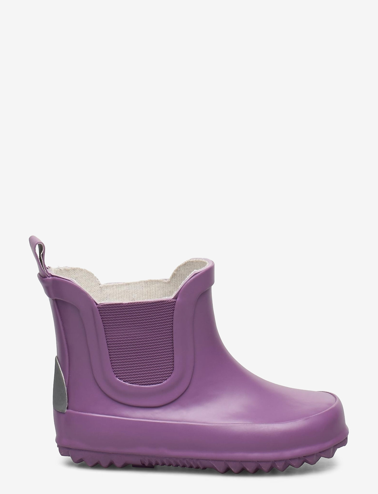 Mikk-Line - Short wellies - uforede gummistøvler - grapeade - 1