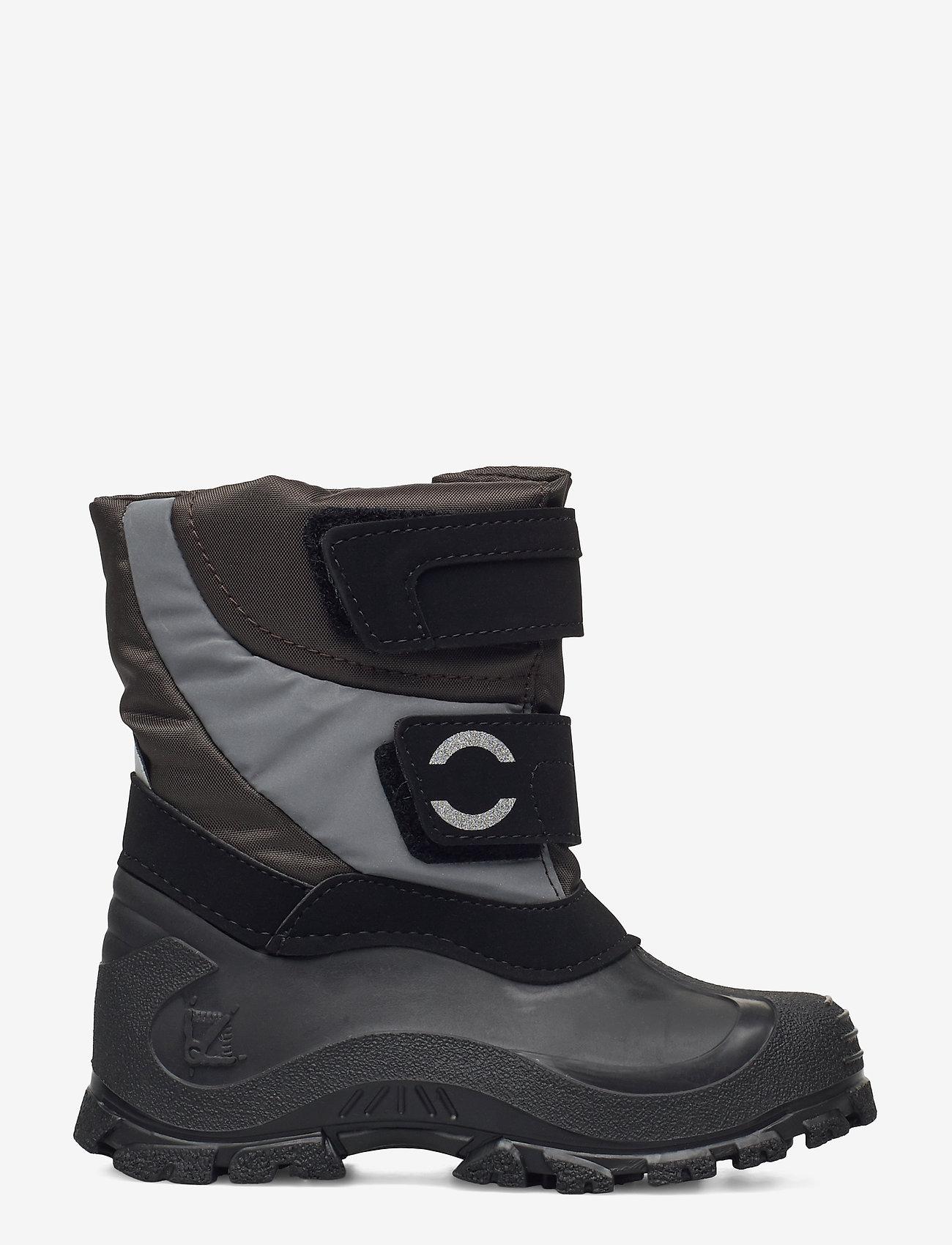 Mikk-Line - Winter Boots - vinterstøvler - madder brown - 1