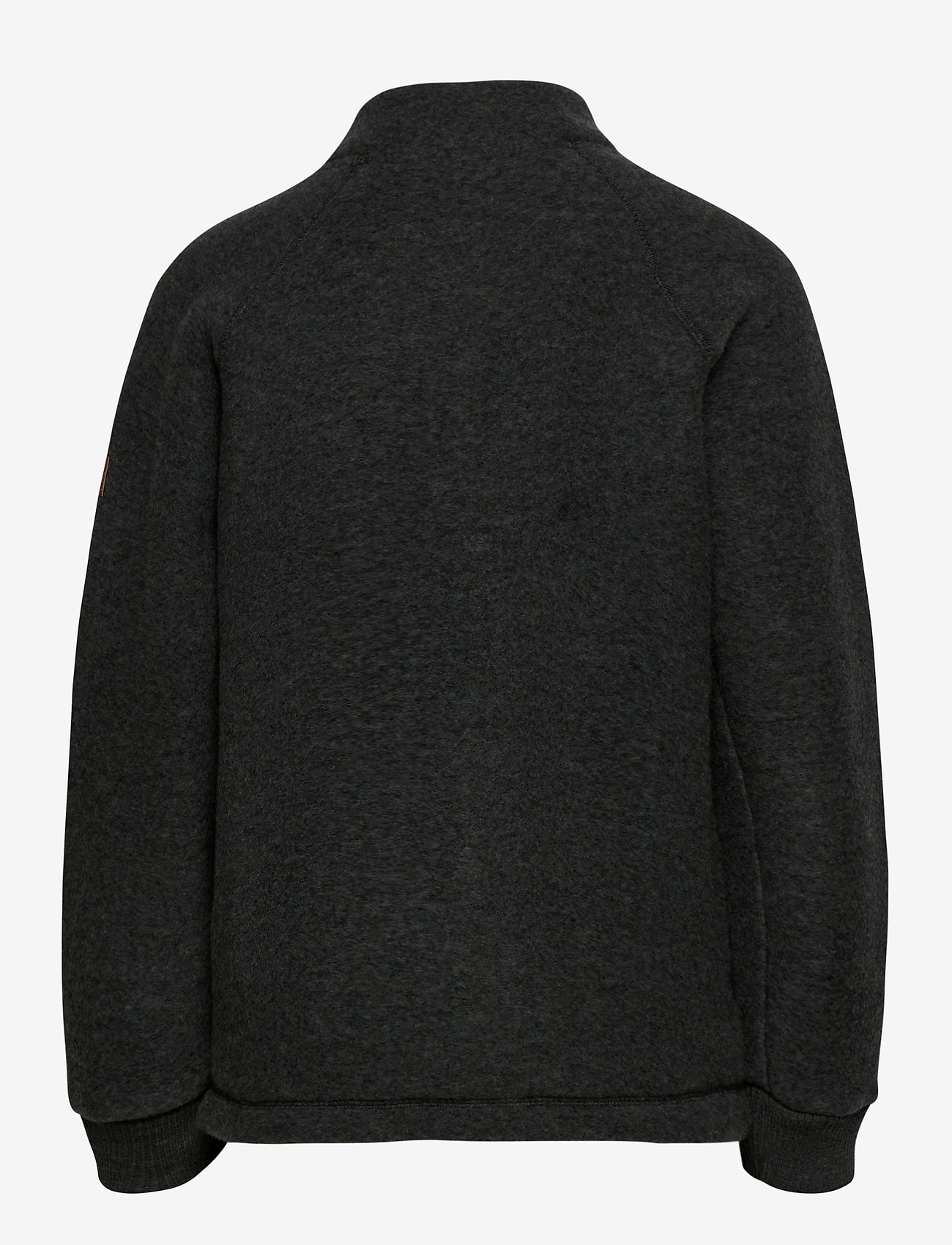 Mikk-Line - WOOL jacket - uldtøj - anthracite melange - 1