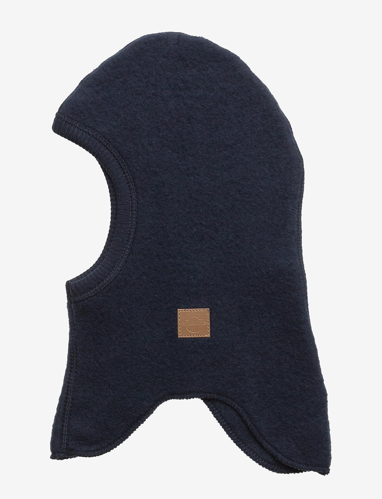 Mikk-Line - Wool Fullface - balaclava - 287/bluenights - 1