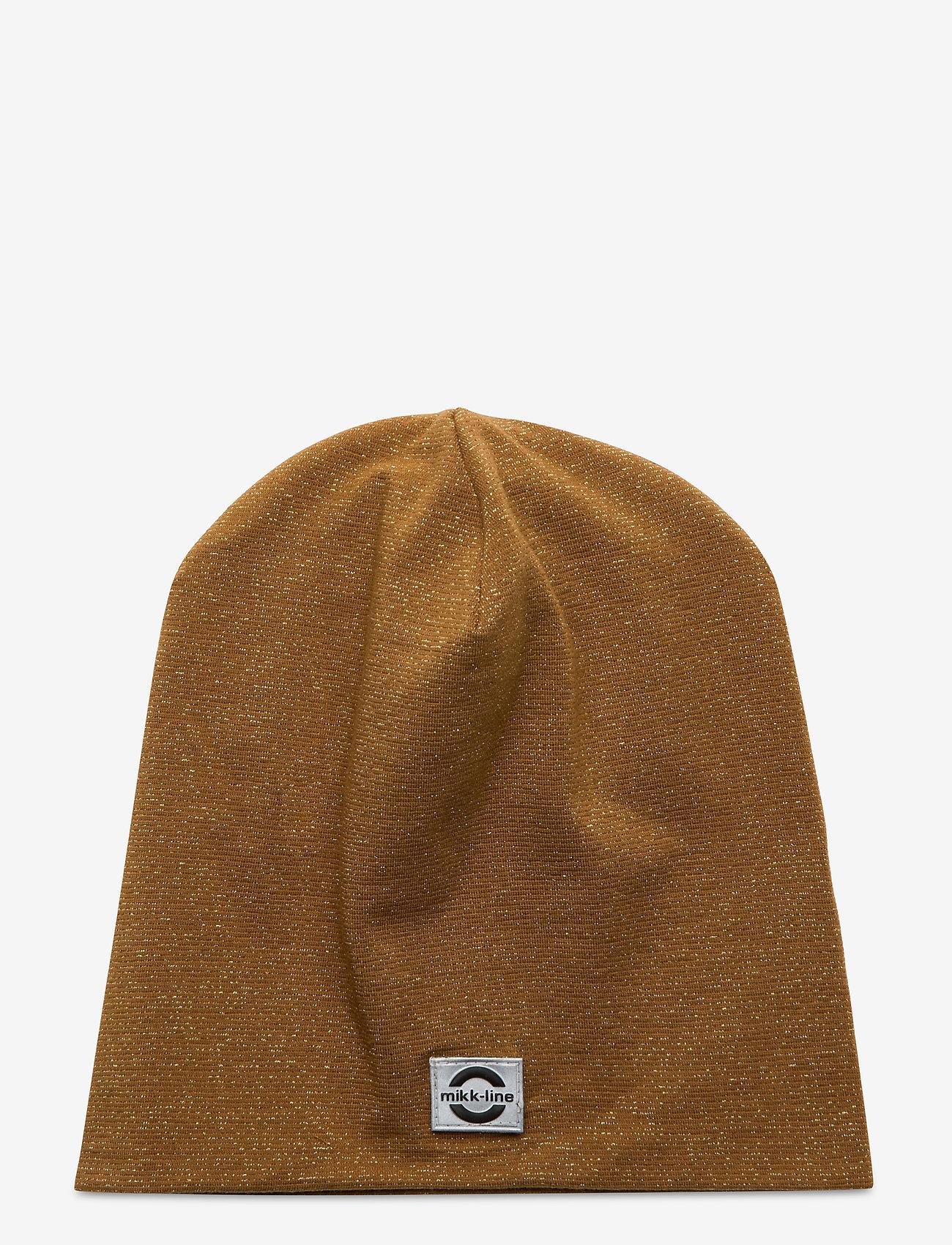 Mikk-Line - Cotton Lurex Hat - huer - rubber - 0