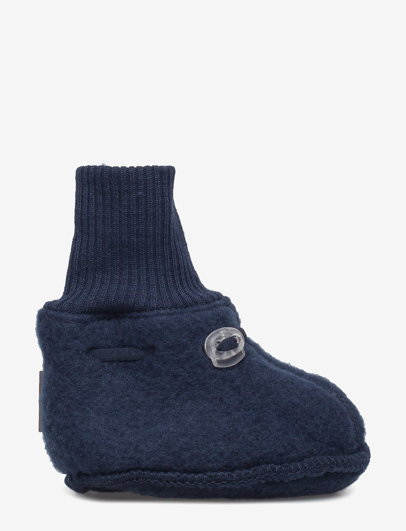 Mikk-Line - Wool Footies - schuhe - 287/bluenights - 1