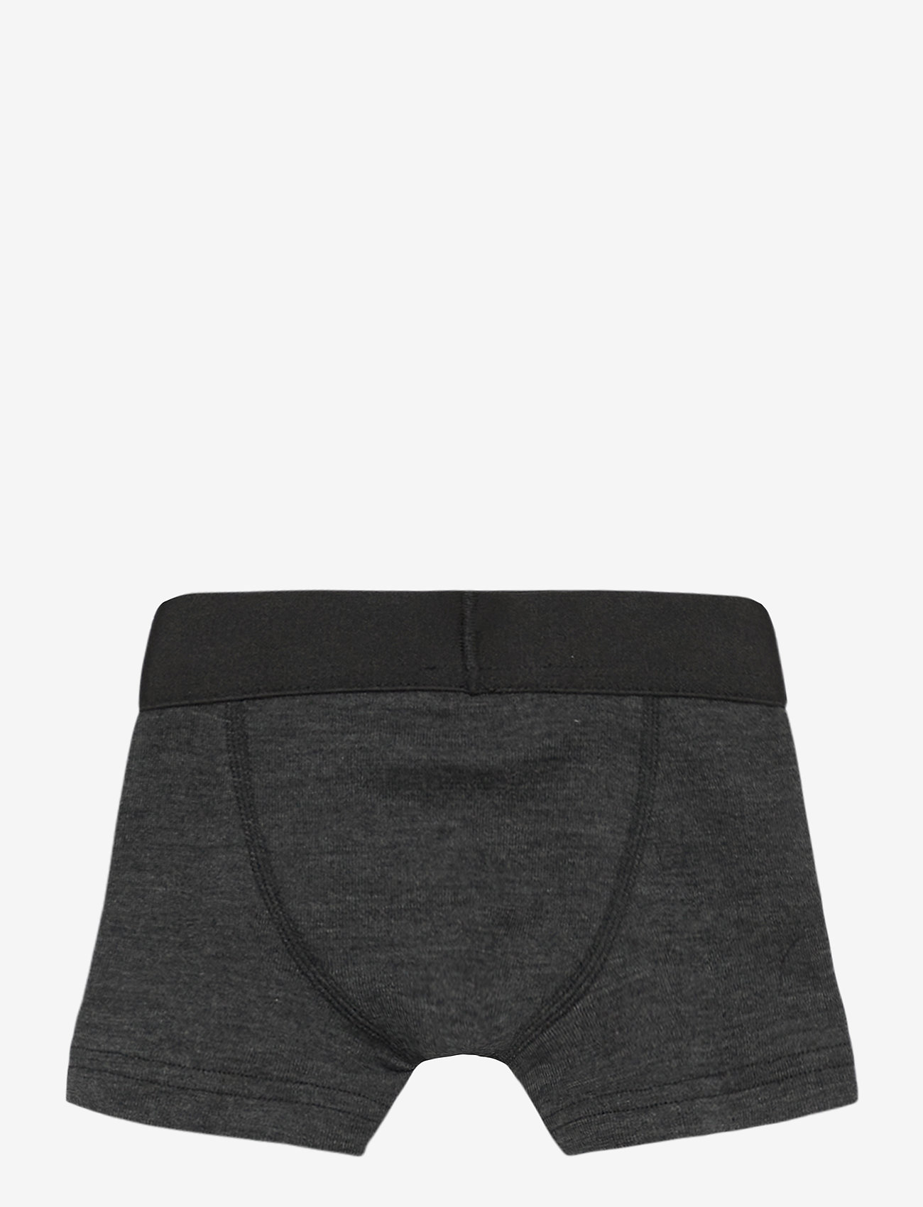 Mikk-Line - Wool Boys Shorts - underdele - anthracite melange - 1