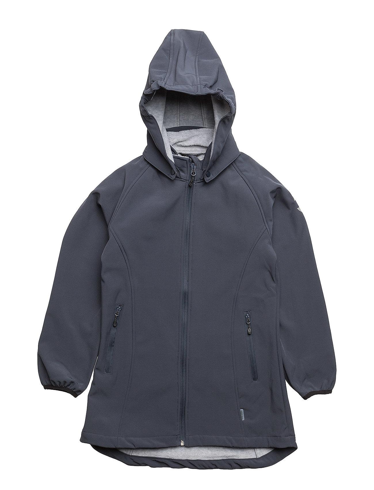 Mikk-Line SOFT SHELL Girls coat