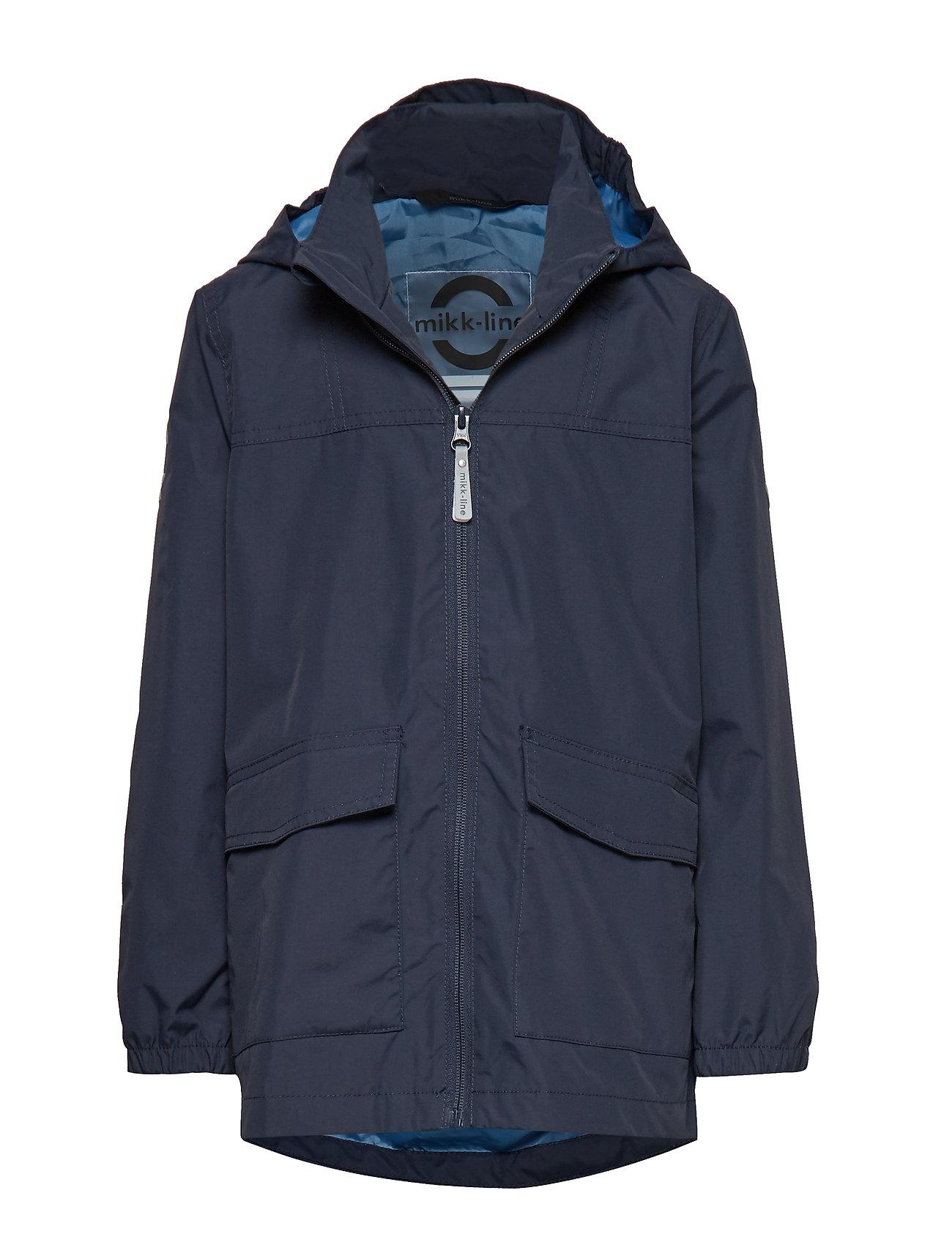 Mikk-Line NYLON Boys jacket - solid - 287 BLUE NIGHTS