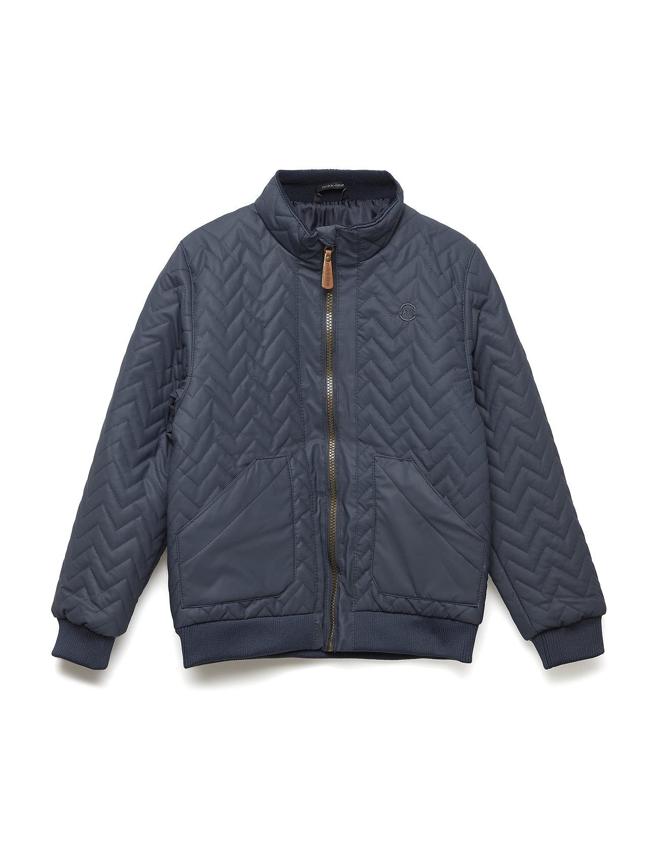 Image of Duvet Boys Jacket Bh-top Blå MIKK-LINE (3072437353)