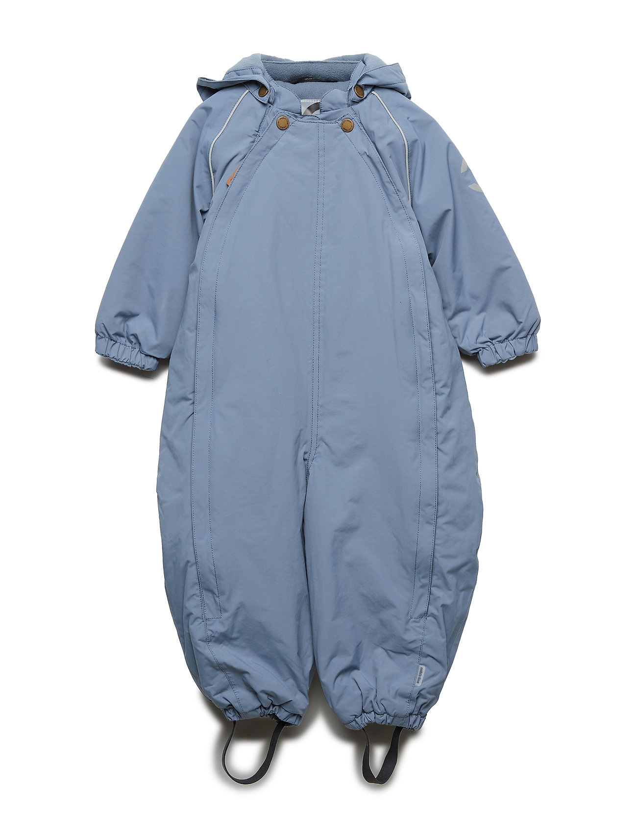 Mikk-Line Nylon Baby suit - CHINA BLUE