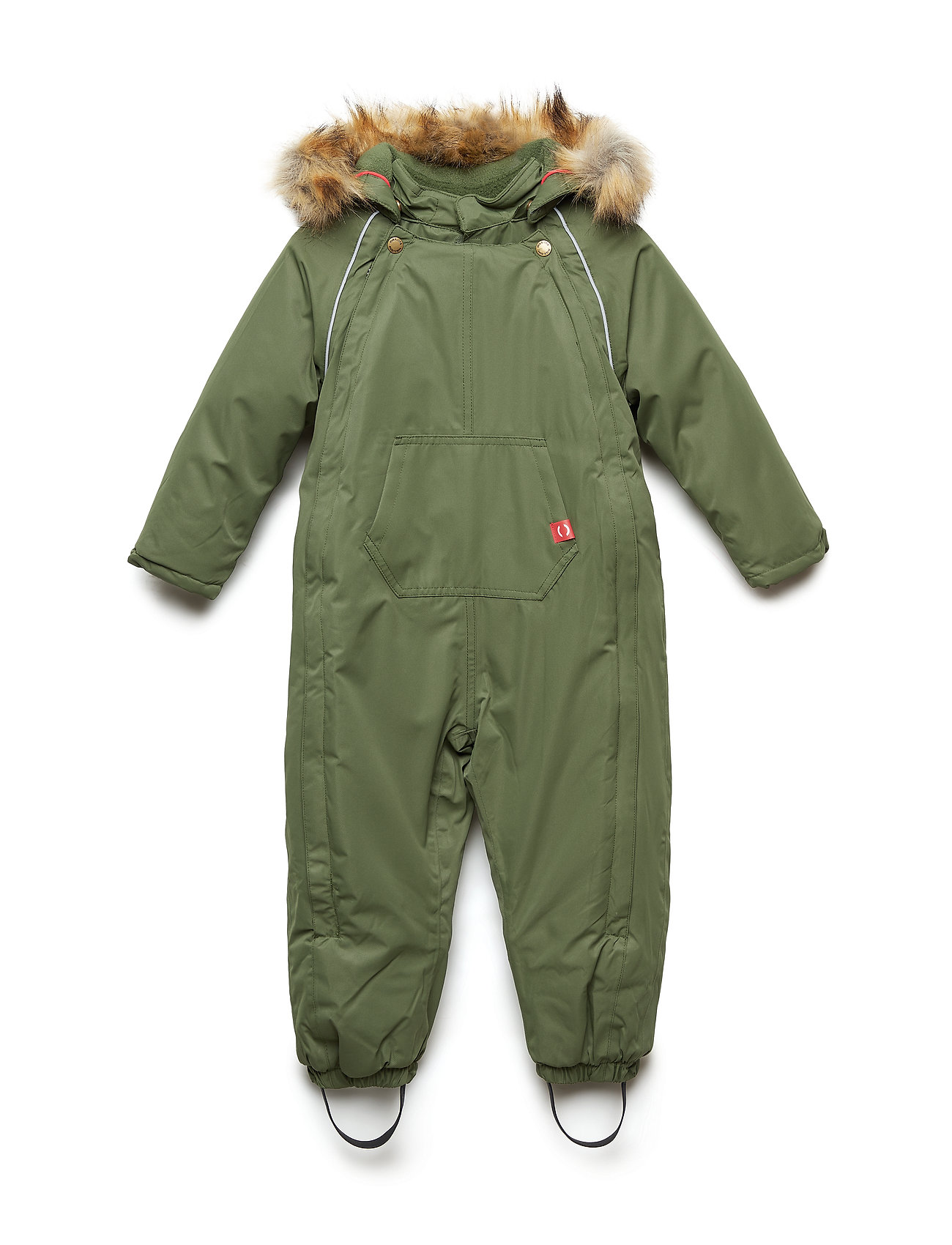 Mikk-Line OUTDOOR Baby Suit - OLIVE