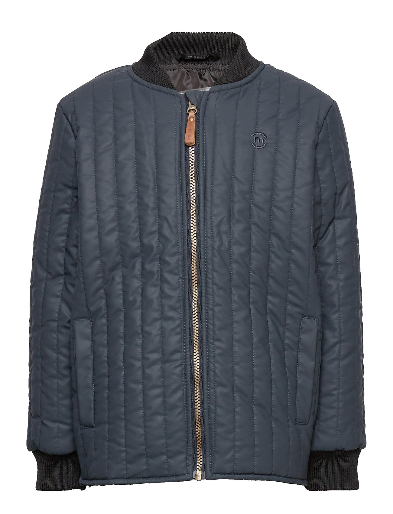 Image of Duvet Boys Jacket Outerwear Thermo Outerwear Thermo Jackets Blå Mikk-Line (3406311229)