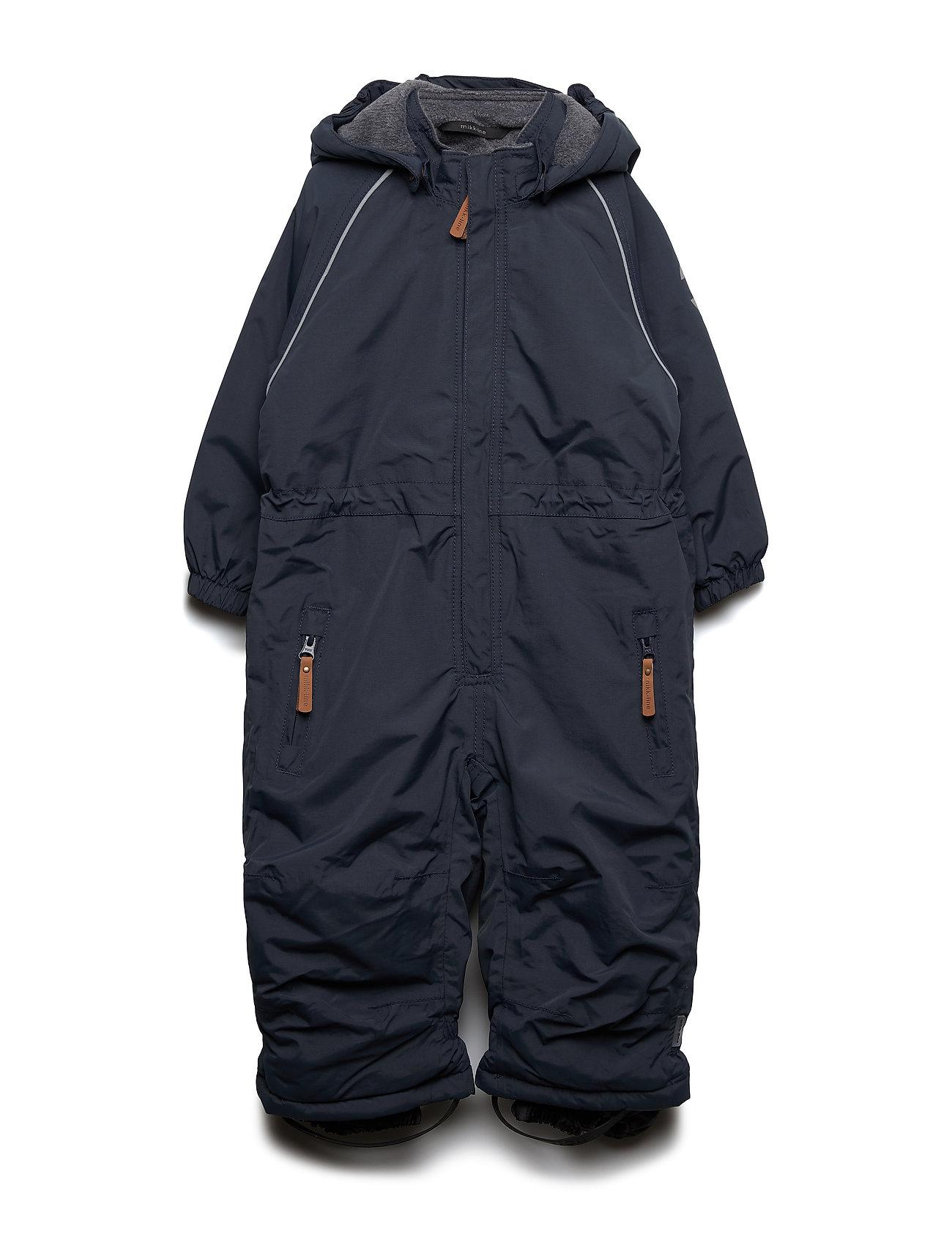 Mikk-Line Nylon Junior Suit Solid - BLUE NIGHTS