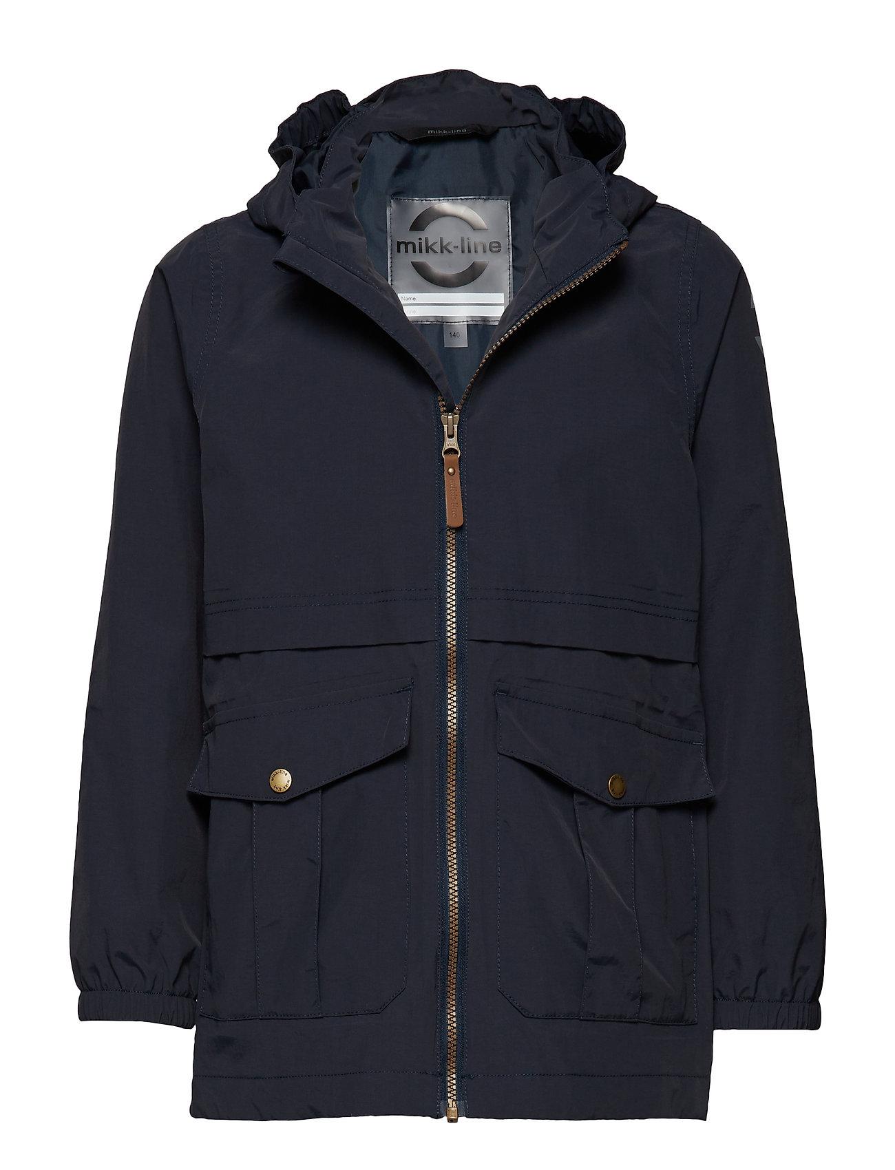 Mikk-Line Nylon Boys Jacket - BLUE NIGHTS
