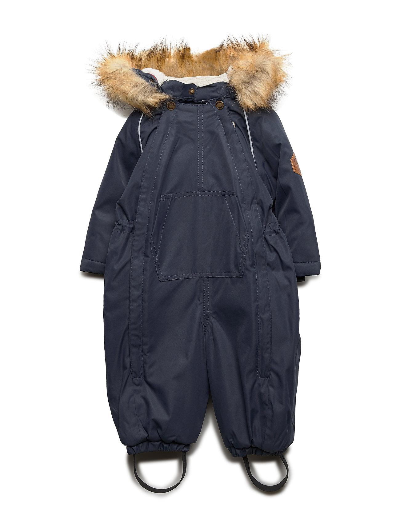 Mikk-Line OUTDOOR Baby Suit - BLUE NIGHTS