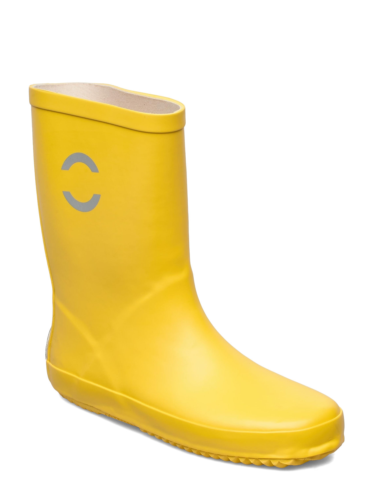 Image of Wellies - Solid Gummistøvler Gul Mikk-Line (3455225883)