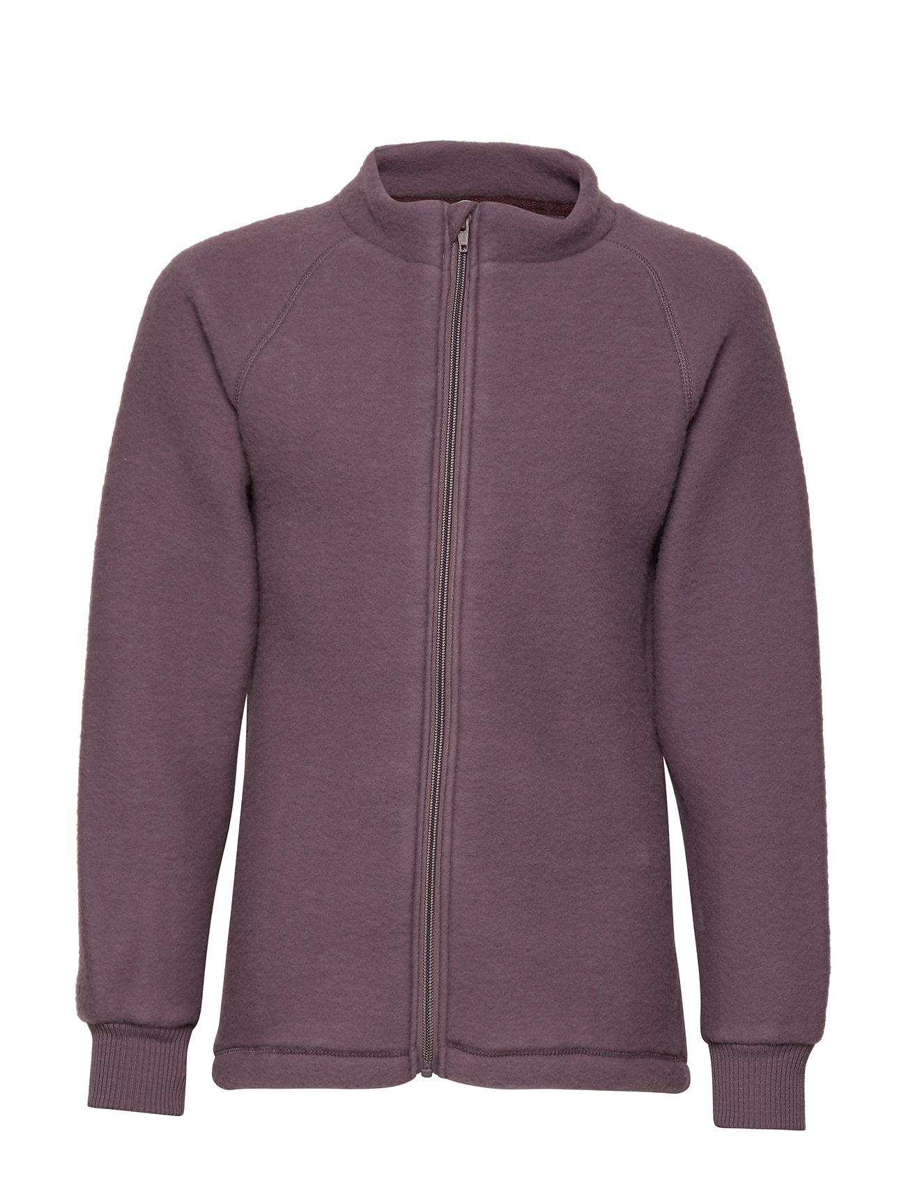 Mikk-Line WOOL jacket - FLINT