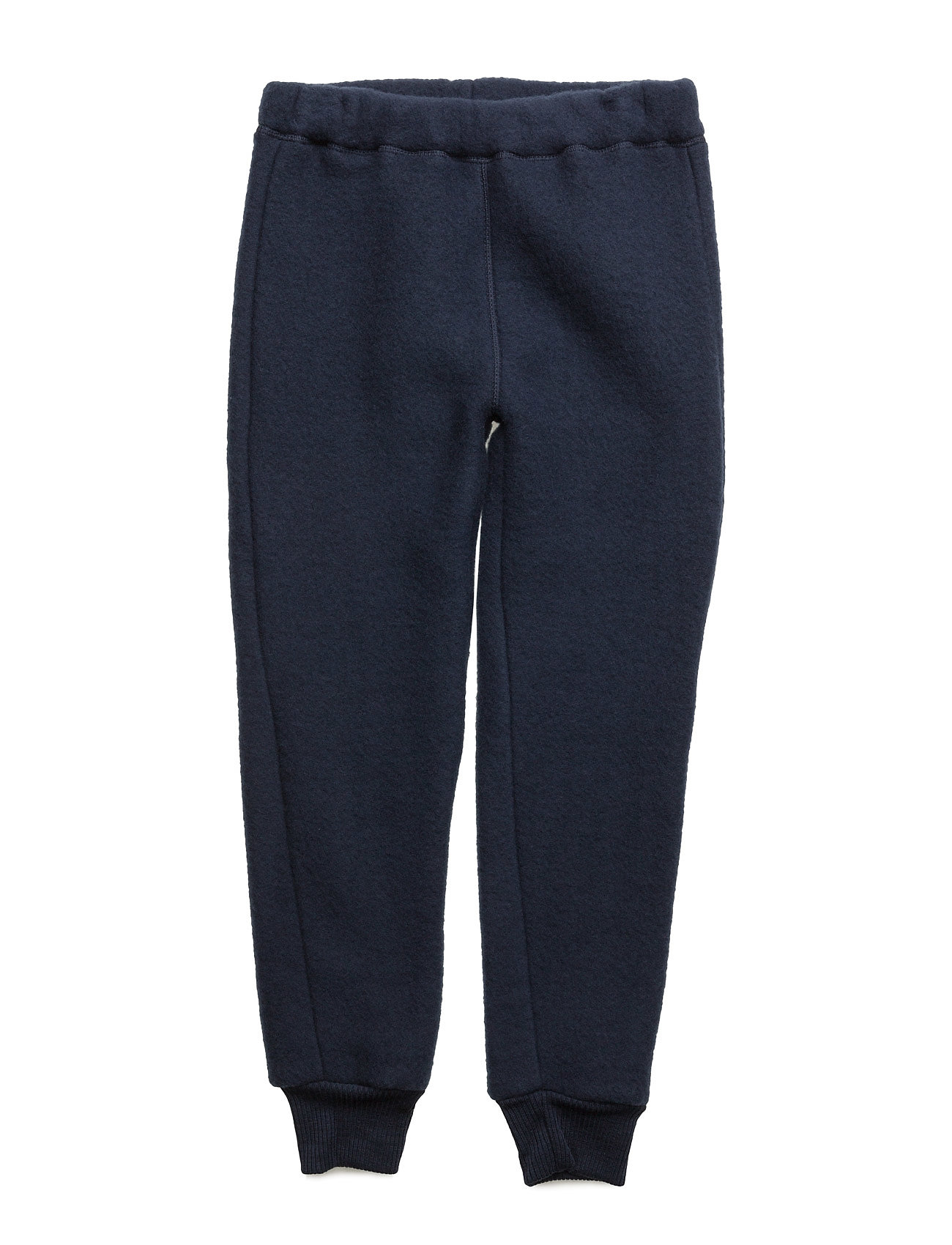 Image of Wool Pants Bukser Blå Mikk-Line (2739898505)