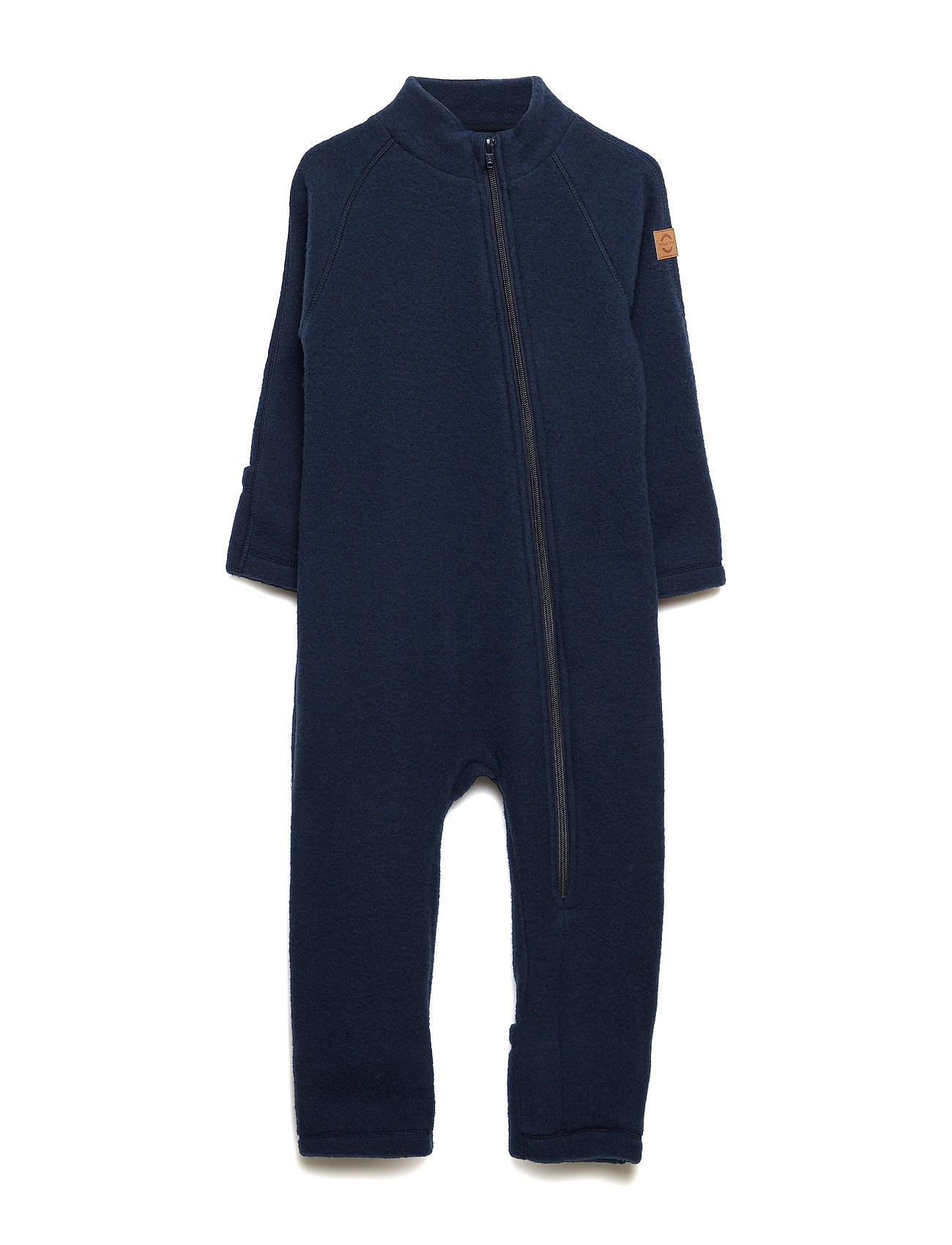 Mikk-Line WOOL Baby suit - BLUE NIGHTS