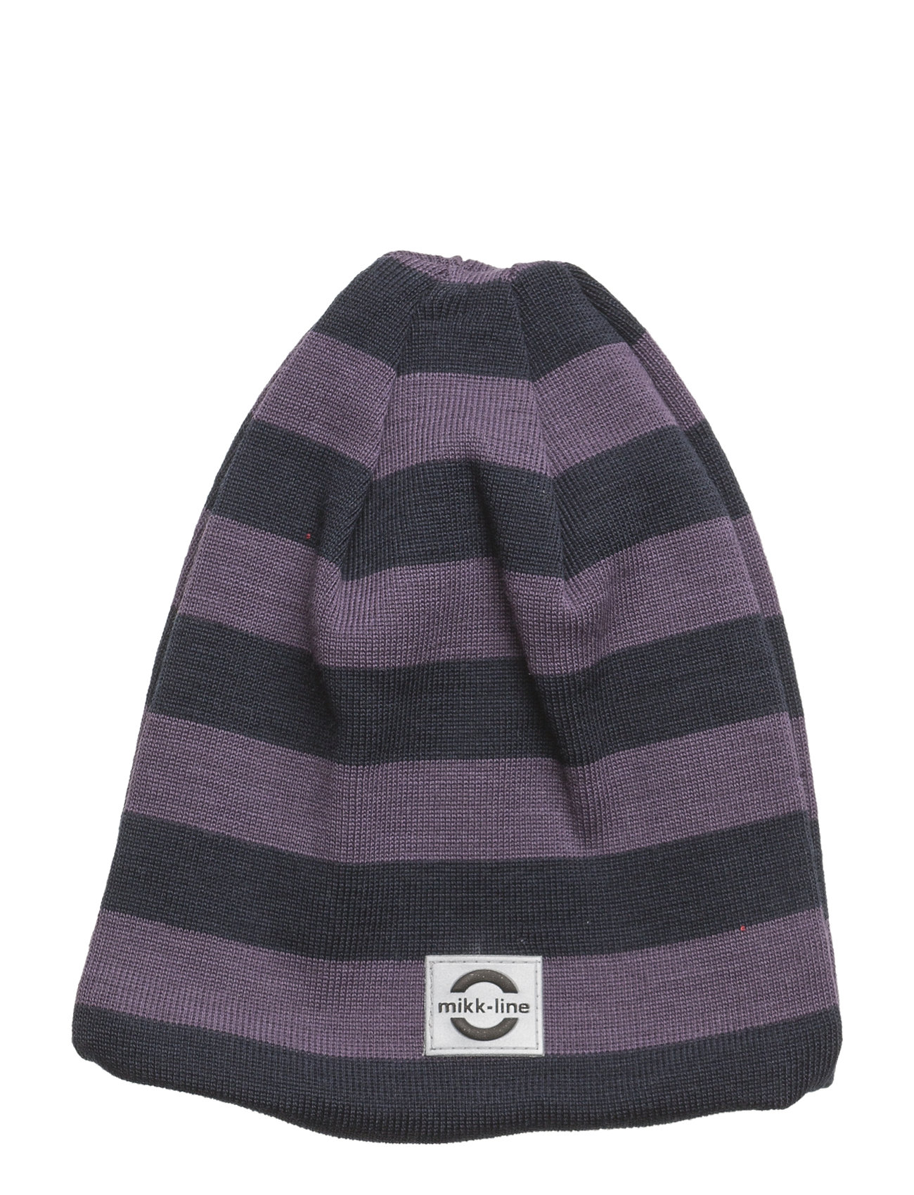 Mikk-Line WOOL hat - MONTANA GRAPE