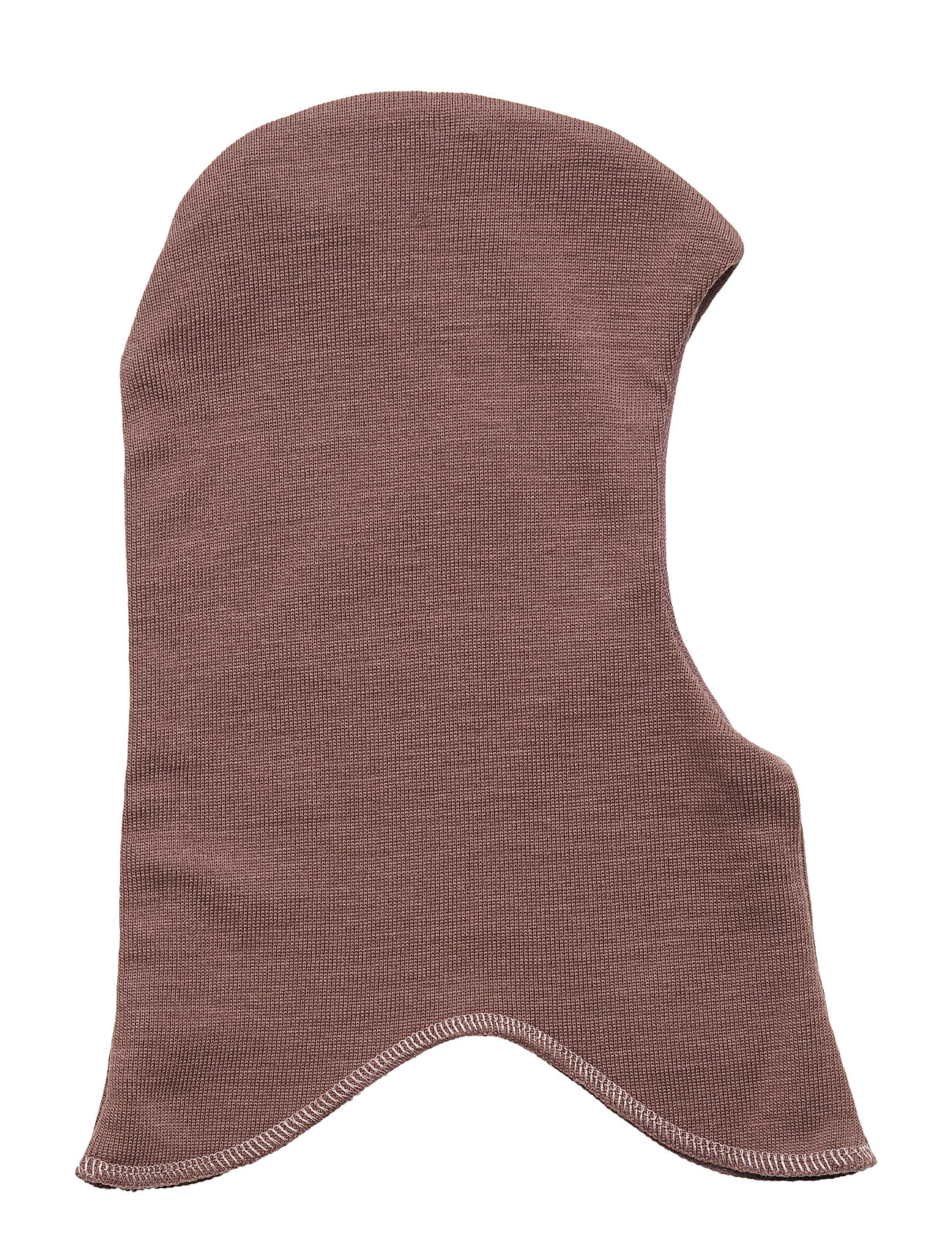 Mikk-Line WOOL fullface with windstop - ROSE TAUPE
