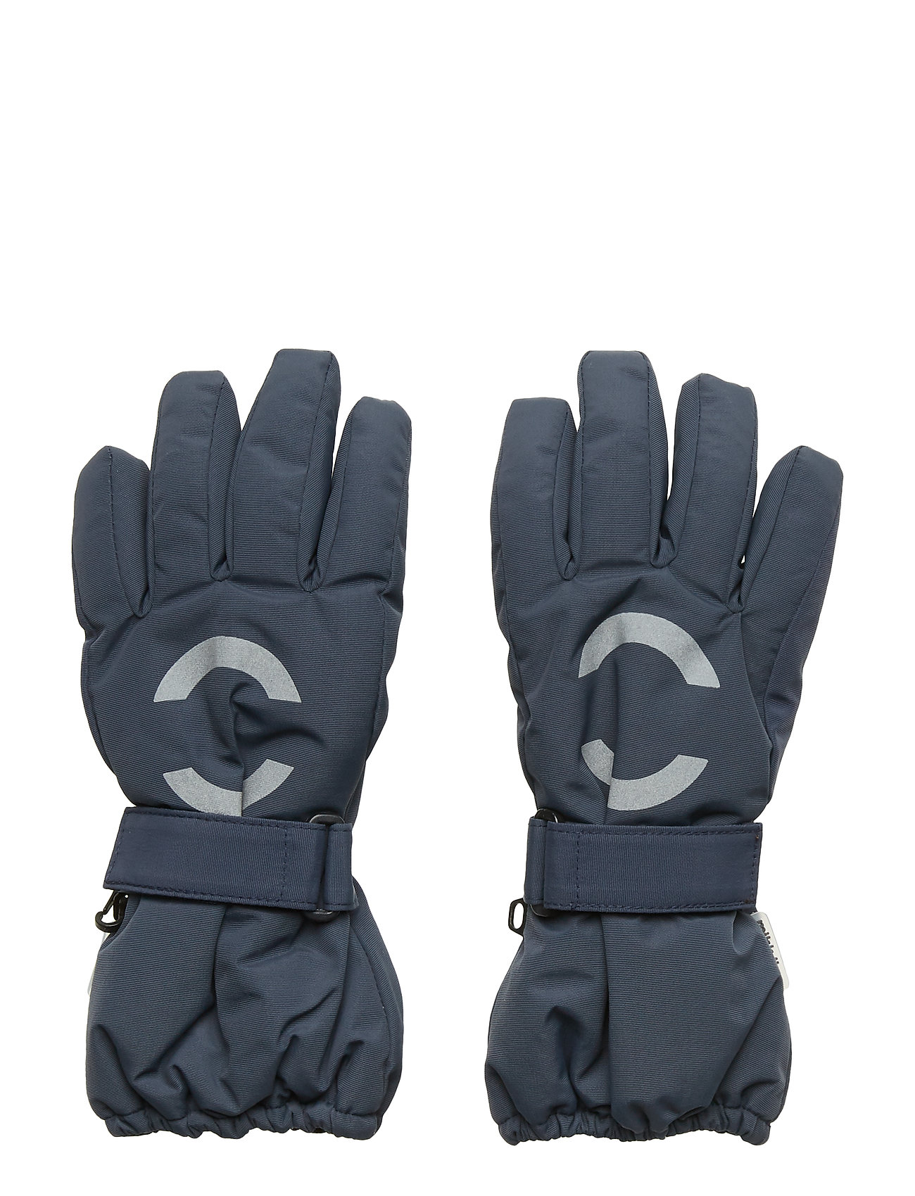Mikk-Line NYLON Junior gloves - BLUE NIGHTS
