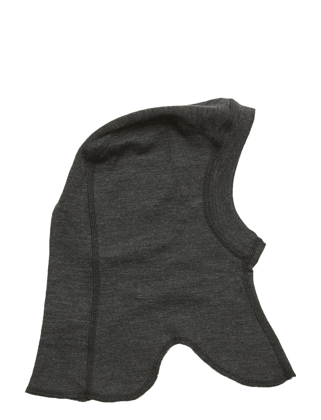 Image of Wool Fullface Hat Grå MIKK-LINE (3129166873)