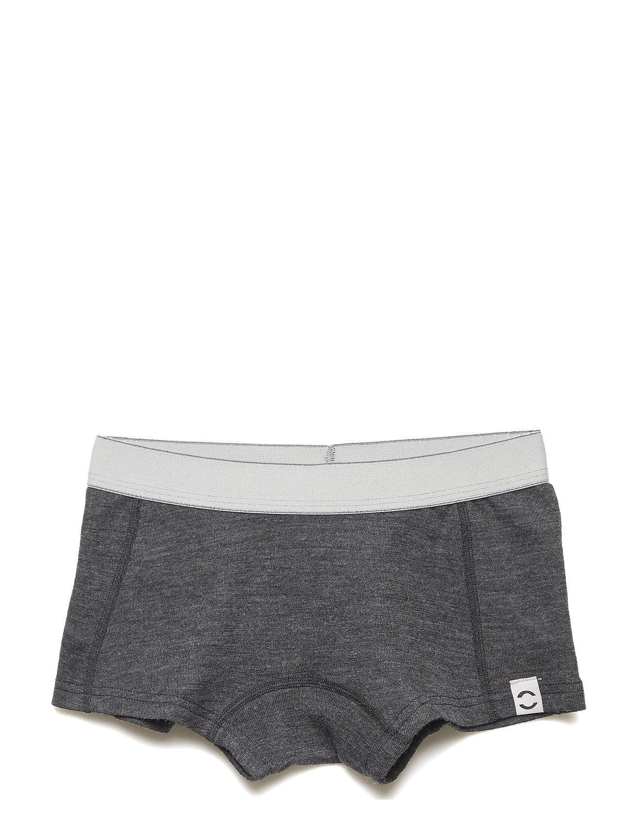 Mikk-Line WOOL Shorts Girls - LANCASTER GREY MEL