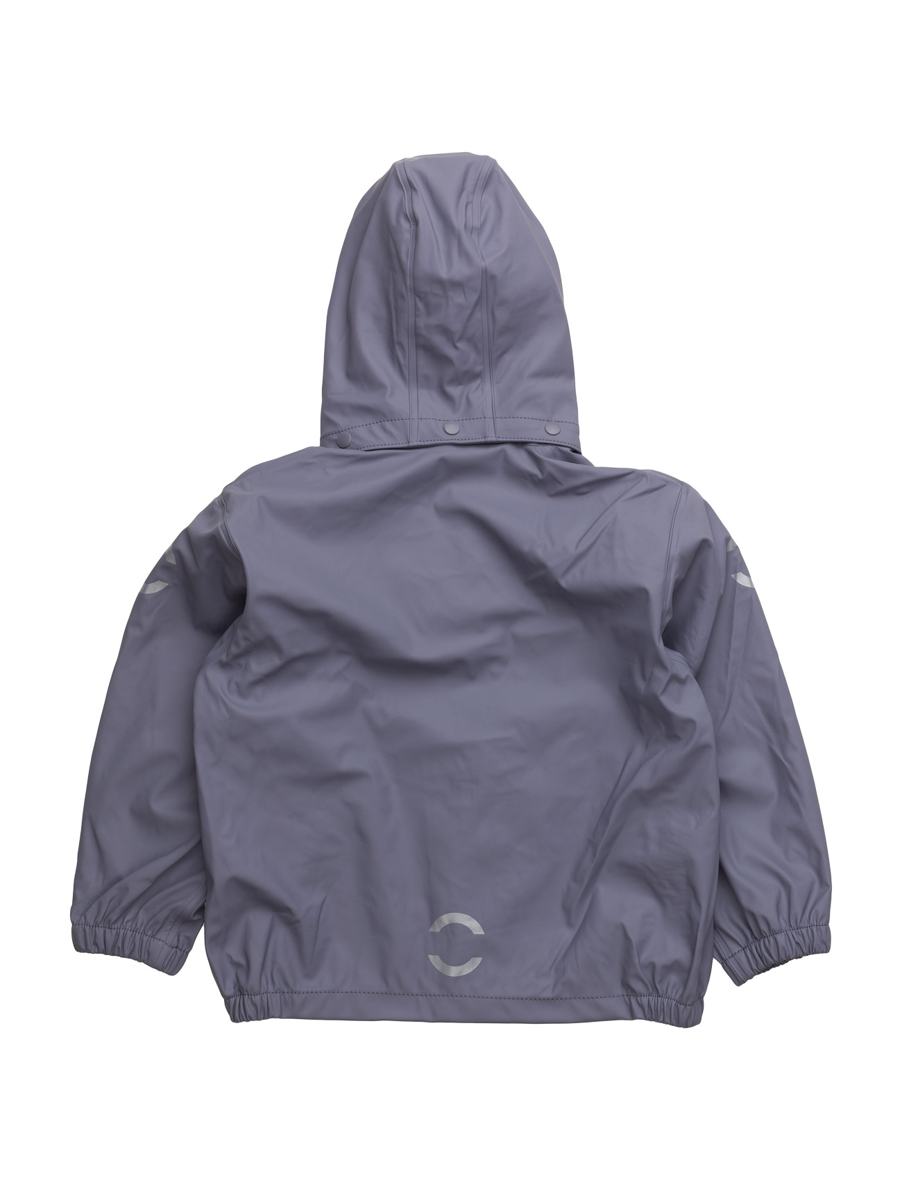 Mikk-Line Rain Wear, PU - Basic - DARK SYREN 718