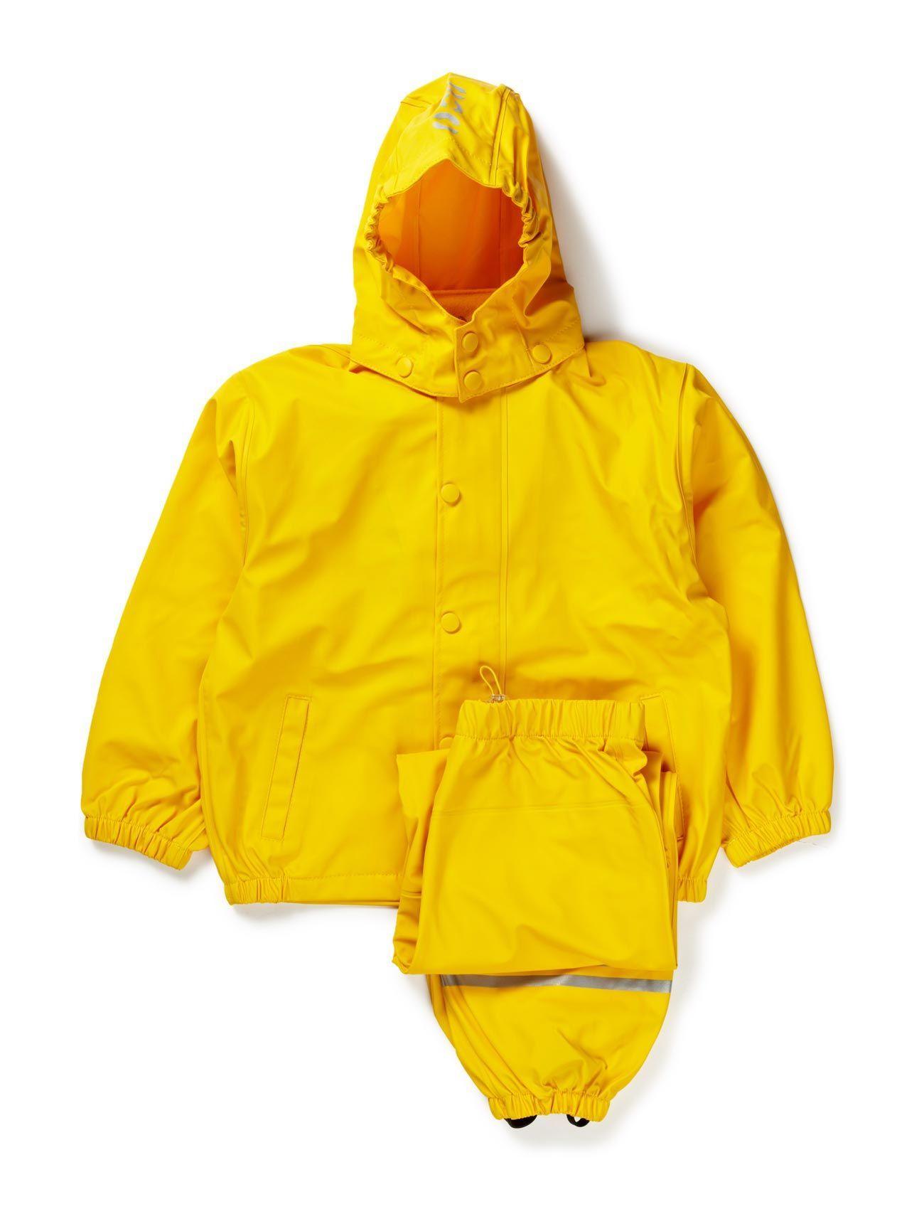 Mikk-Line Rain Wear, PU - Basic