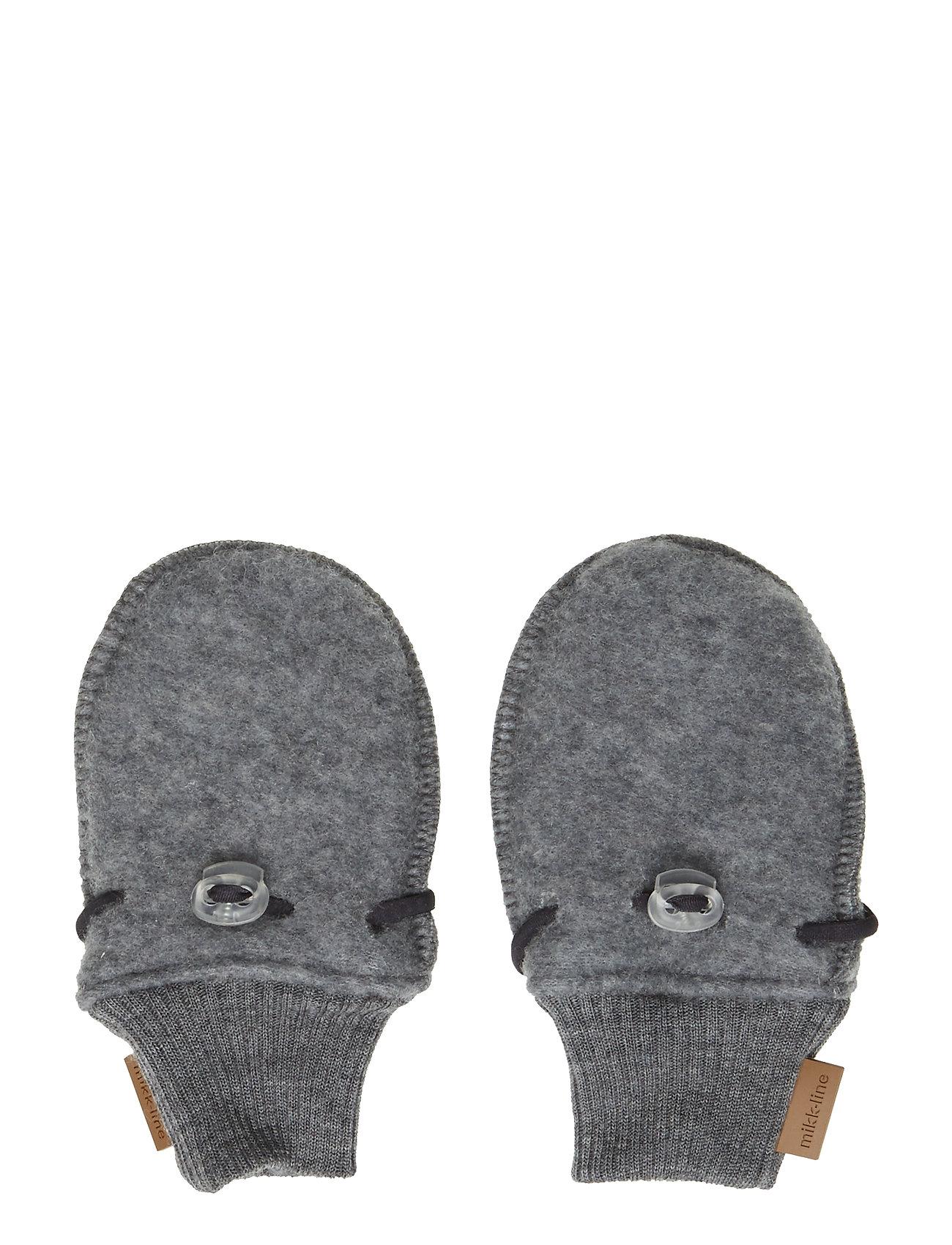 Mikk-Line Wool mittens