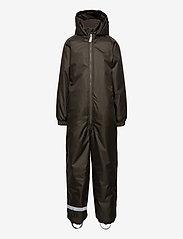Mikk-Line - WINTER suit - snowsuit - black olive - 0