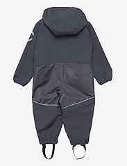 Mikk-Line - Softshell Boys Suit - bovenkleding - blue nights - 1