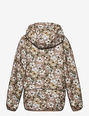 Mikk-Line - Softshell Girls Jacket w. Print - softshell jassen - cafe au lait - 1