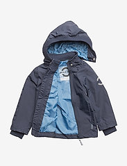 Mikk-Line - Nylon Baby Jacket - shell jacket - 287 blue nights - 1